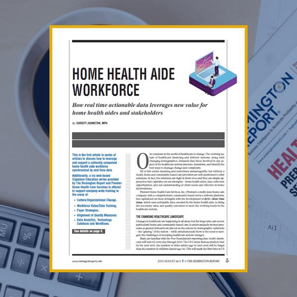 Home Health Aide Workforce