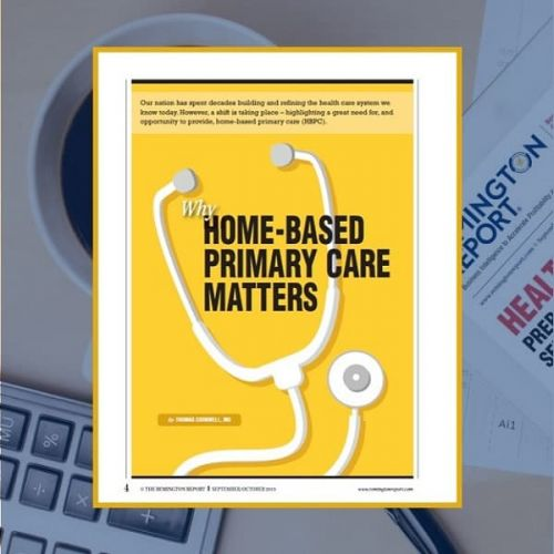 Why Home-Based Primary Care Matters