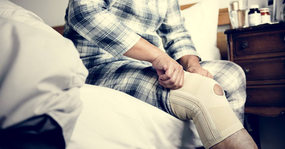 Home Care For Hip And Knee Patient: How Do Physicians Decide About Where Patients Should Go?