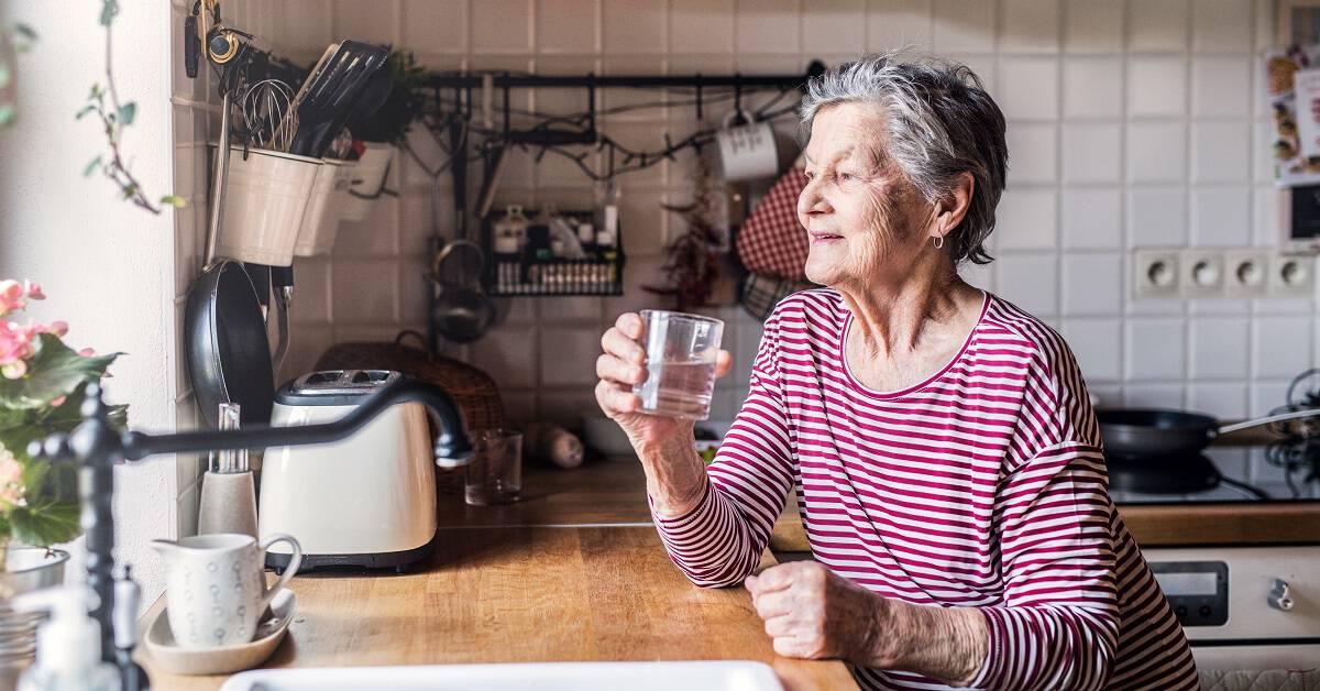 Managed Care Organization and Visiting Nurse Association's Elderly Heart Failure Program – A Pilot Study