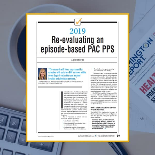 Re-Evaluating an Episode-Based PAC PPS