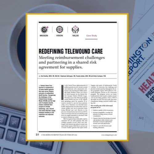 Case Study: Redefining Telewound Care
