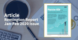 Physician ACOs Key Data