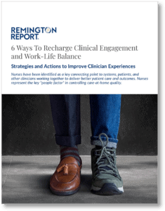 6 Ways to Recharge Clinical Engagement and Work-Life Balance